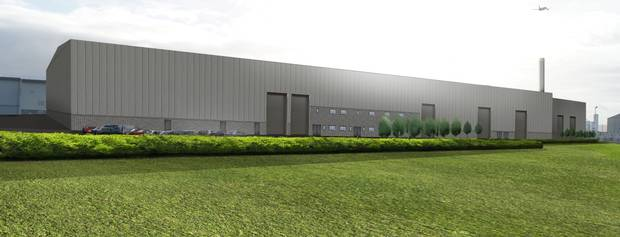 Green light for Northern Ireland's largest energy-from-waste facility